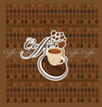 COFFE 9 new resize vector image vector image
