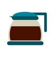 coffe maker icon graphic vector image