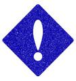 error icon grunge watermark vector image vector image