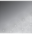 Gray pattern vector image