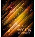 lgihtglow backdrop vector image vector image