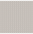 Simple abstract ornamental gray seamless pattern vector image