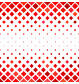 abstract square pattern background - geometric vector image vector image