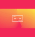 colorful background abstract gradient composition vector image vector image