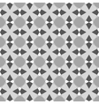 Geometric vintage seamless pattern vector image vector image