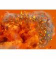 explosion vector image