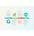 Abstract Timeline Infographic design template