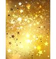 Gold Foil vector image