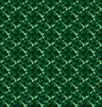 Green square Tile pattern vector image