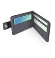 Wallet vector image