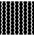zig zag seamless pattern vector image vector image