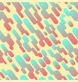 abstract gradient vibrant lines and dots seamless vector image vector image