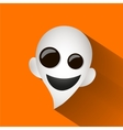 Fun Ghost Halloween vector image vector image