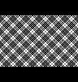 blackberry tartan clan black white pixel seamless vector image vector image