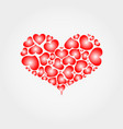 heart of hearts icon for vector image