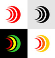 Signals or alarm icons vector image