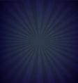 Dark Blue Sunburst Cardboard Paper vector image vector image