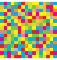 mosaic seamless pattern ornament print design vector image vector image