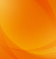 Abstract Orange Background for Design vector image