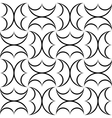 Ornamental arabic seamless pattern vector image vector image