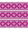 Seamless oriental pattern background vector image vector image