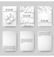 EPS 10 Abstract 3D background vector image vector image