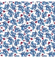 seamless graphical artistic fantasy pattern vector image vector image