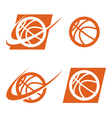 Basketball Logo Icon