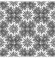 design seamless monochrome decorative pattern vector image vector image