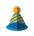 hat party icon image vector image vector image
