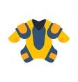 Hockey cloth set vector image vector image