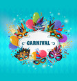 Carnival Concept vector image vector image