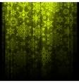 Christmas magic night EPS 10 vector image vector image