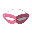 party mask icon image vector image vector image