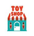 toys kids shop design vector image vector image