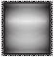 border frame1 vector image vector image