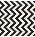 Seamless Black And White Triangle Lines vector image vector image