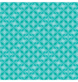 Abstract geometric pattern background green vector image vector image