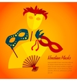 carnival icon flat poster print vector image vector image