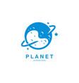 Planet logo designs communications worldwide