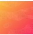 Dotted background with orange gradient vector image vector image