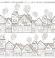 Home background vector image vector image