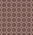 Seamless pattern of abstract ornament vector image vector image