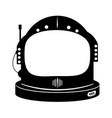 astronaut space helmet icon
