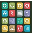 Ecology icons 03 vector image