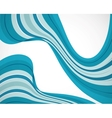Business Background Wave vector image vector image