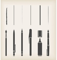 Pen pencil marker brush
