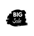 grange texture sale banner price tag vector image