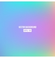 Abstract blur gradient background vector image