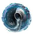 aquarius is a sign zodiac